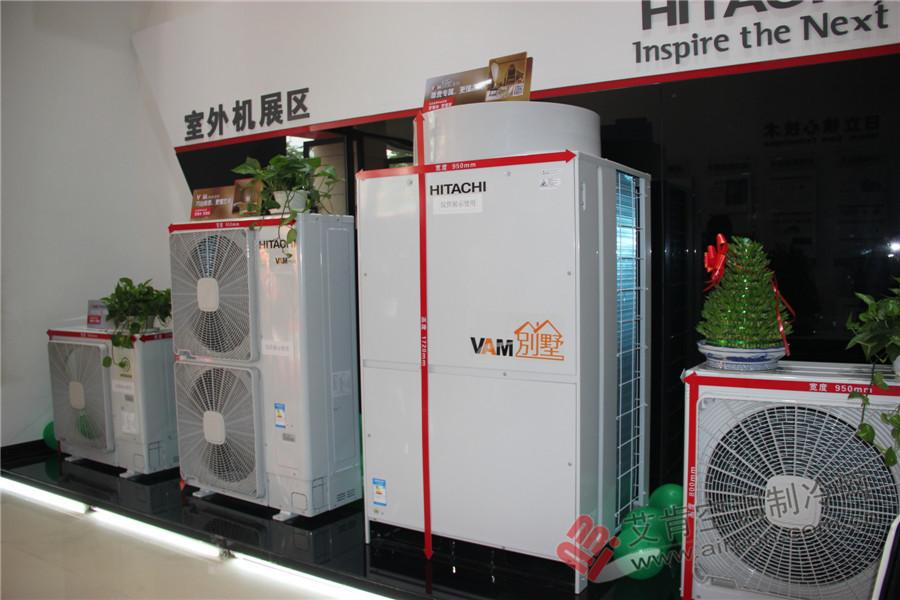 日立中央空调怎么加氟 日立中央空调加氟方法